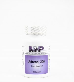 adrenal glands extract enzymes