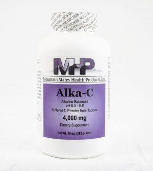 alka c powder